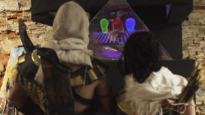 lucca ologramma hologram assassin's creed horizontal